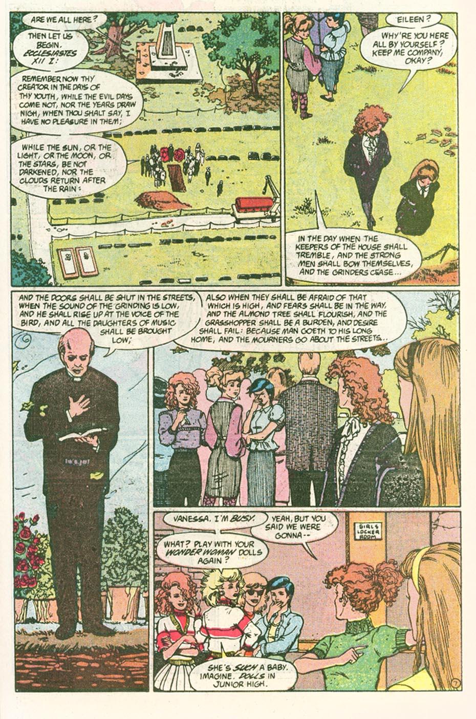 Read online Wonder Woman (1987) comic -  Issue #46 - 8