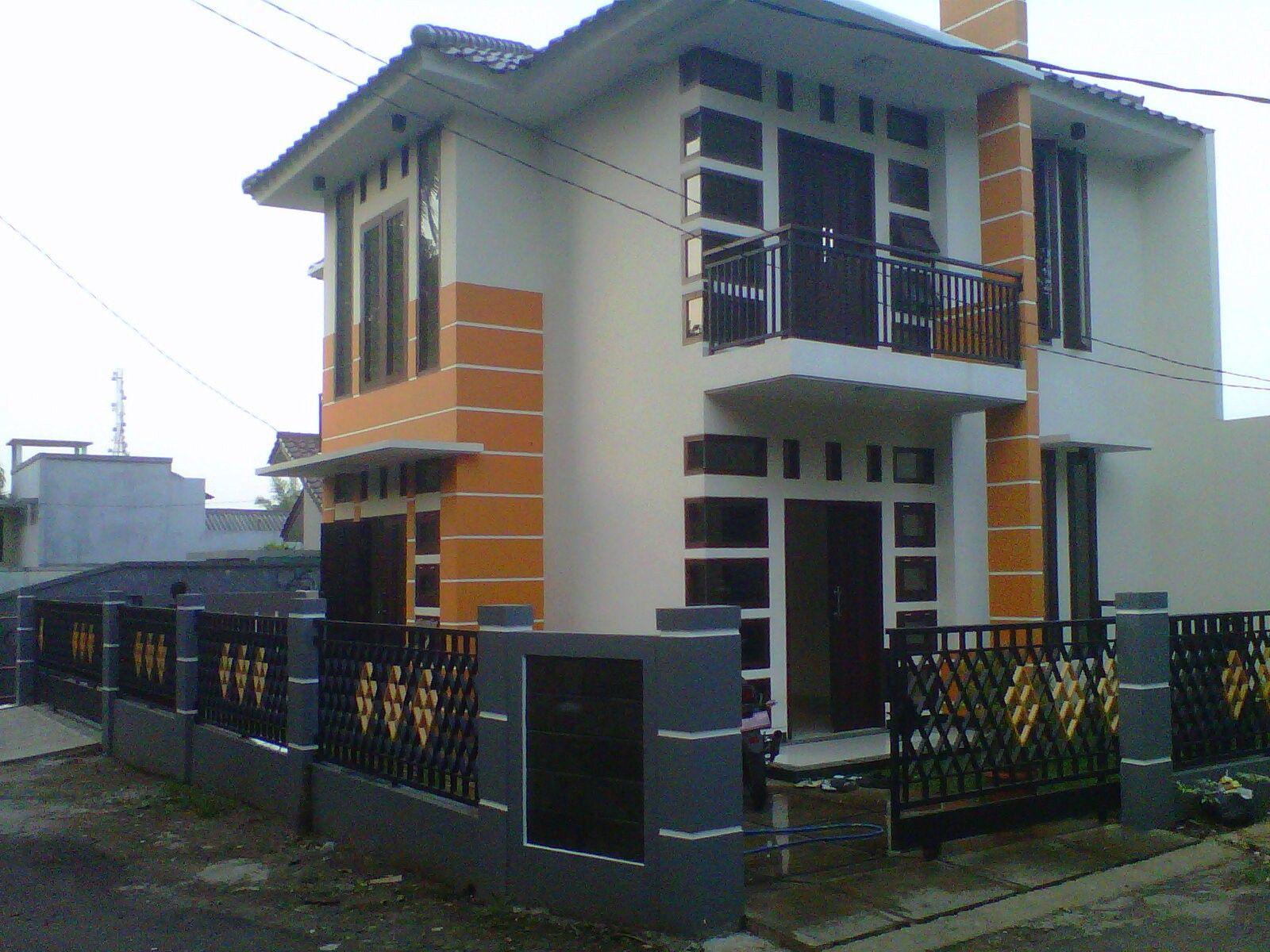 Desain Rumah 2 Lantai Masa Kini Idaman