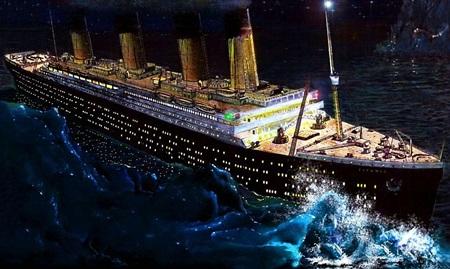 Kisah Misteri Dibalik Tenggelamnya Titanic