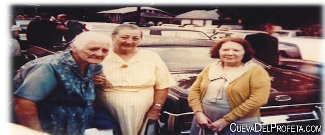 Murle Wright, Hattie Wright y Georgia Carter - Profeta William Branham