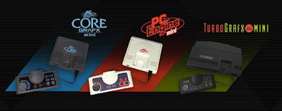 Η Konami ανακοίνωσε μια mini έκδοση του PC Engine TurboGrafx-16 1