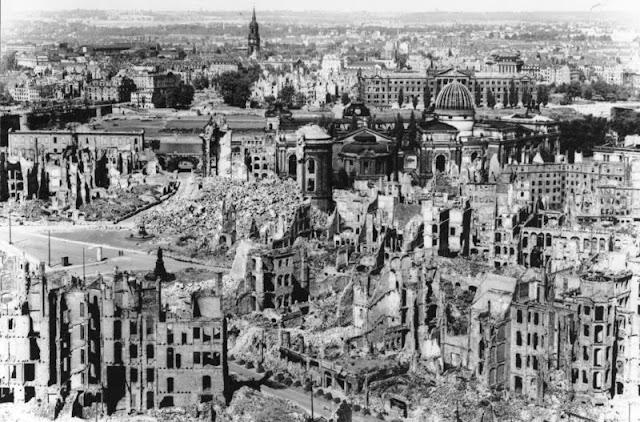 Dresden (Alemanha): destruída na Segunda Guerra Mundial e renascida das cinzas!