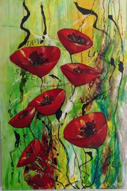 Poppies Mish Mash