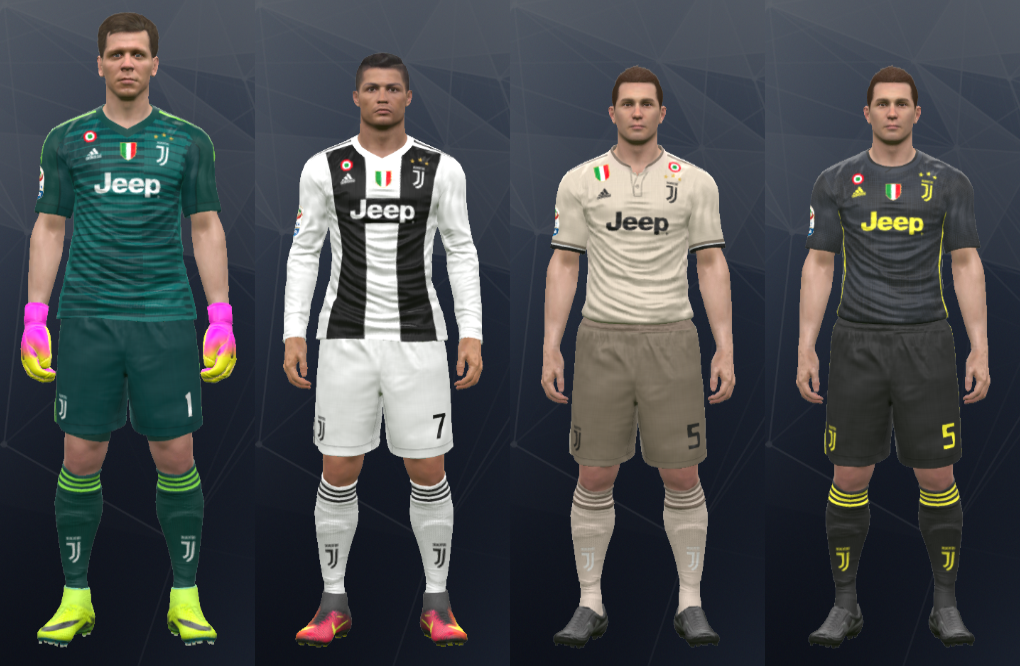 60479f8a8 Wepes Sport  Juventus 2018-19
