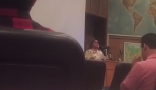 Student Who Recorded Prof Saying Trump Election Is 'Act Of Terrorism' Gets Suspended
