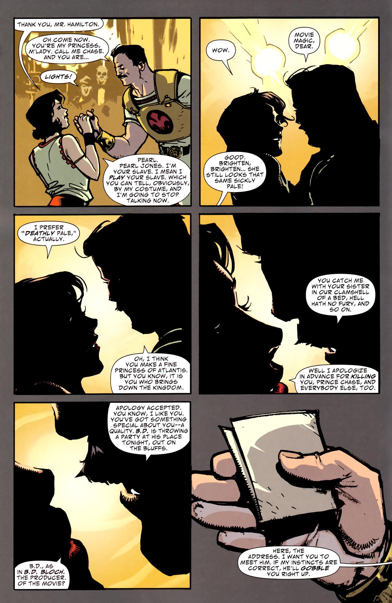 Read online American Vampire comic -  Issue #1 - 12