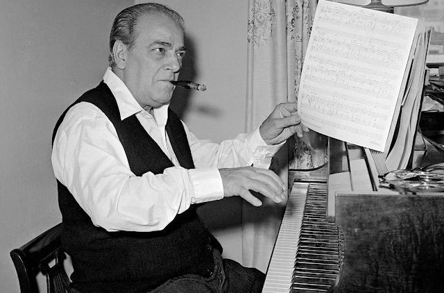 Resultado de imagem para morte do compositor brasileiro heitor villa lobos