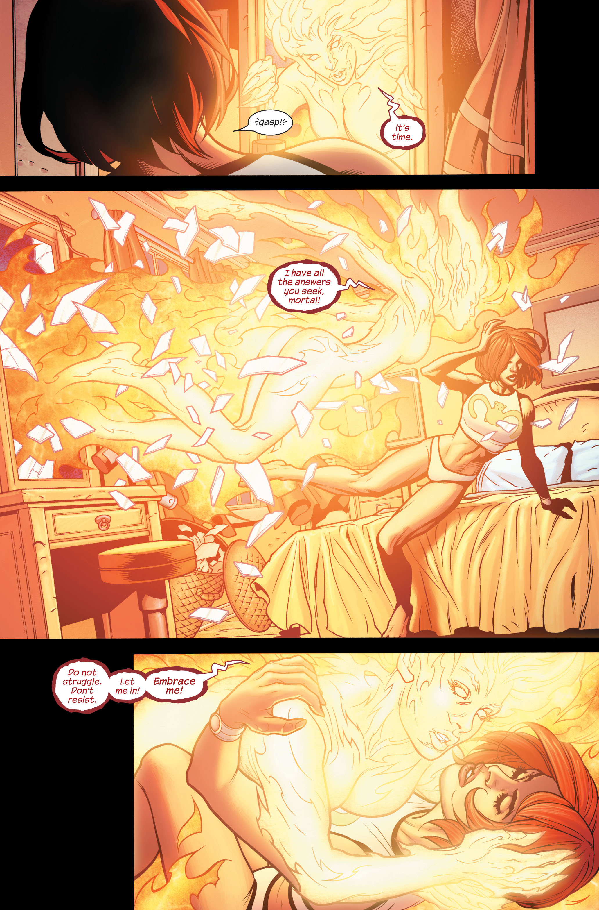 Read online Ultimate X-Men comic -  Issue #85 - 16