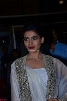 Samantha Ruth Prabhu cute in Lace Border Anarkali Dress with Koti at 64th Jio Filmfare Awards South ~  Exclusive 032.JPG