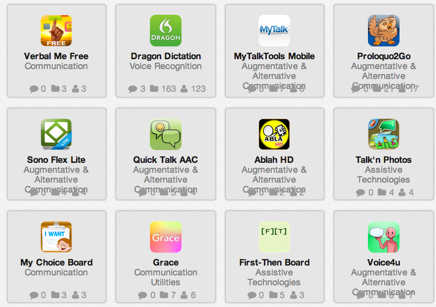 Special Needs Apps From November >> Some Notable Tools And Apps For Special Needs Students Educational