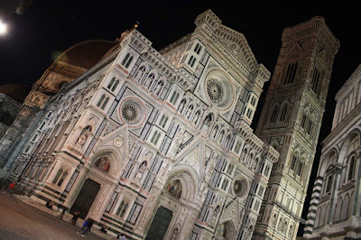 Duomo of Florence at night