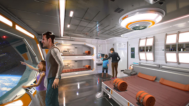 star wars hotel room walt disney world