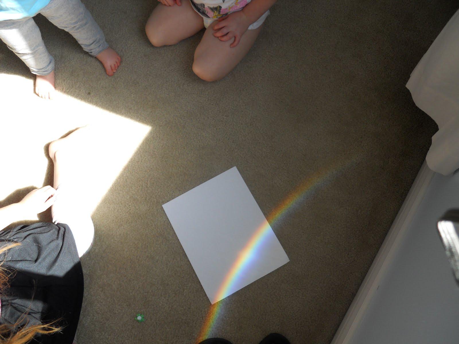 Lofgreen Learning Theme Rainbows Monday Roy G Biv