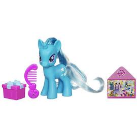 My Little Pony Single Wave 2 with DVD Trixie Lulamoon Brushable Pony