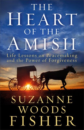 Review - The Heart of the Amish by Suzanne Woods Fisher