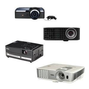 Pastikan anda memilih saiz projektor yang sesuai dengan kegunaan