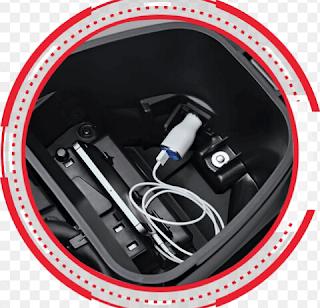 power charger honda supra x 125 pgm fi