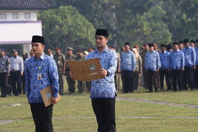 Pemkab Tangerang Gelar Upacara Harkitnas