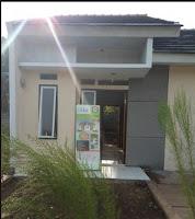 Rumah Hook Bogor Bojonggede strategis Murah