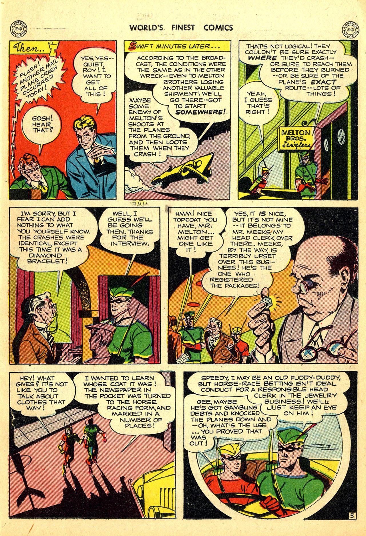 Read online World's Finest Comics comic -  Issue #18 - 53
