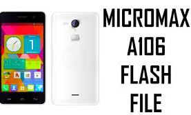 Micromax A106 Flash File Official Stock Firmware ROM Free Download V5_26.08.15