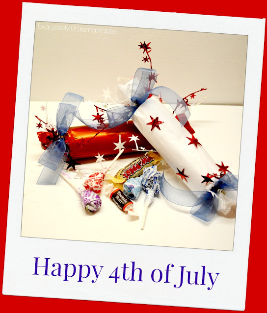 Happy 4th Of July party favors