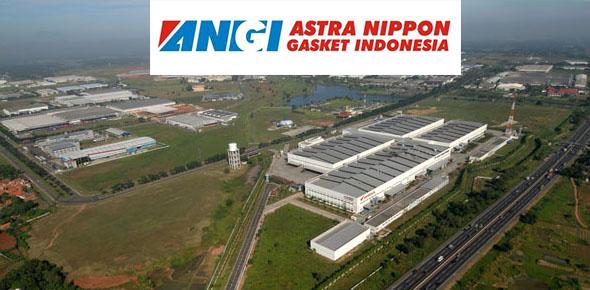 Lowongan Kerja SMA/SMK di  PT Astra Nippon Gasket Indonesia Terbaru