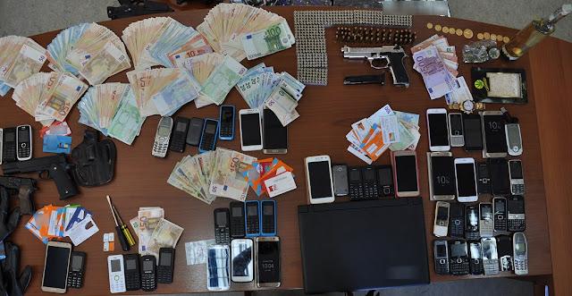Έκτακτο: Εξαρθρώθηκε πολυμελής εγκληματική οργάνωση που έκανε ληστείες στην Αργολίδα