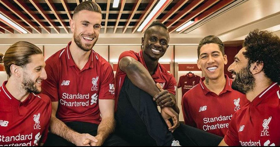20fb856199b Jersey Baru Liverpool Home 2018-2019 ~ Kabar Berita Harian