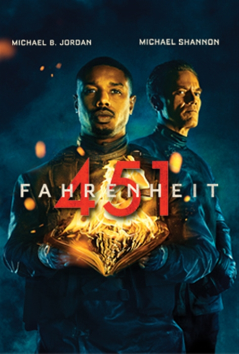 451 Độ F - Fahrenheit 451 (2018)