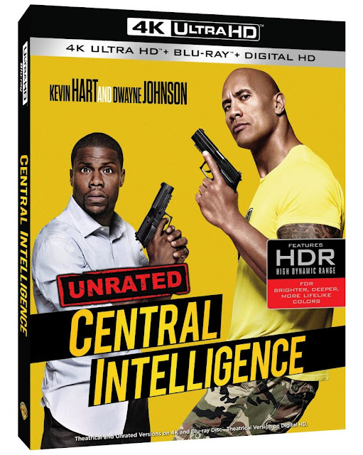 Movie: Central Intelligence