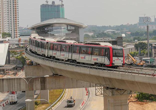 Perkhidmatan LRT, MRT & Bas Dilanjut Sehingga Jam 2 Pagi Bersempena Tahun Baru #2018 #RapidKL