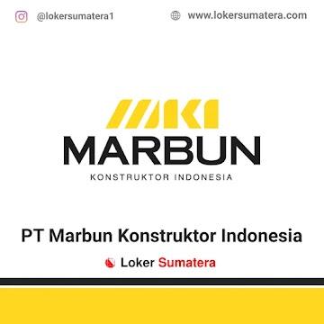 PT. Marbun Konstruktor Indonesia Pekanbaru
