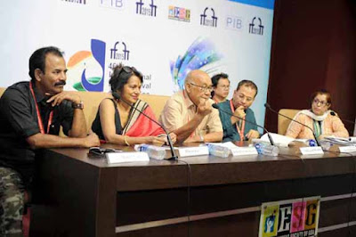 Indian Panorama Jury, Panaji, Goa, International Film Festival of India, IFFI-2015