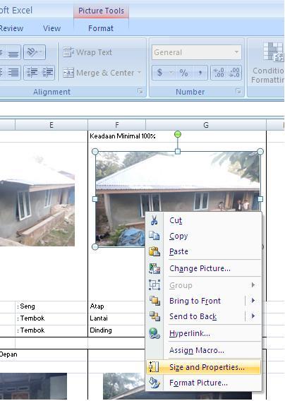 Cara Mengunci Sel Di Excel : mengunci, excel, Artikel, Software:, Mengunci, Gambar, Excel