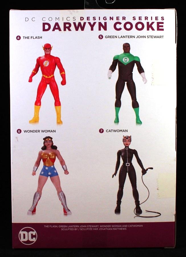 DC Comics Green Lantern Designer Series Darwyn Cooke Action Figure de Collection