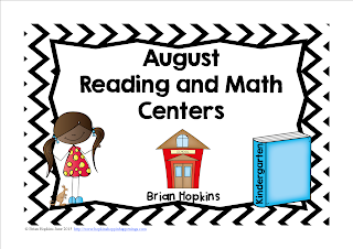 https://www.teacherspayteachers.com/Product/August-Reading-and-Math-Centers-for-Kindergarten-1887837