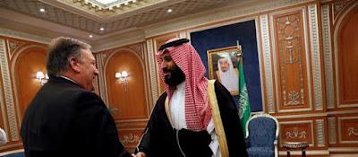 Οι κούφιες πετρελαϊκές απειλές της Σαουδικής Αραβίας – Το Ριάντ δεν θα υπονομεύσει την πολιτική του Τραμπ για το Ιράν