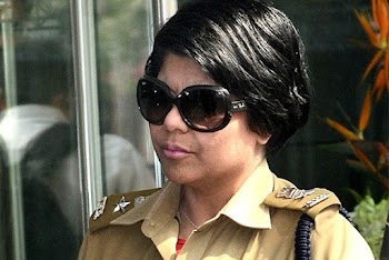 Who is Bharati Ghosh IPS who joined  BJP West Bengal ?