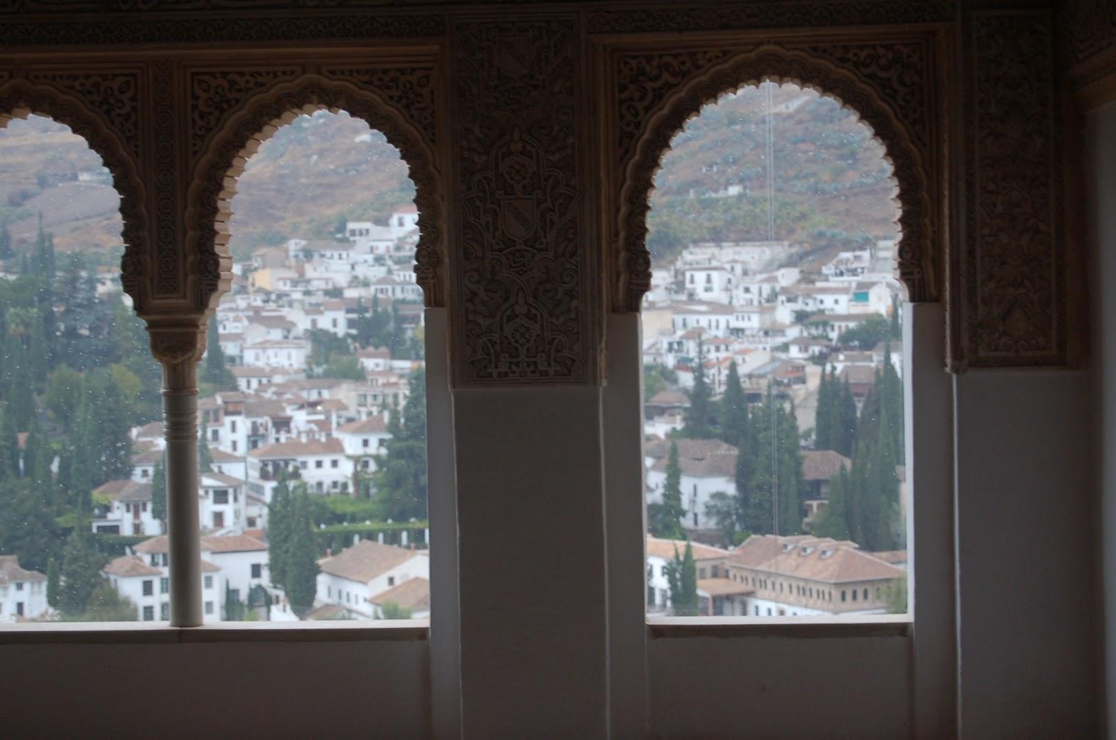An Attitude Of Gratitude Arabic Architecture In Spain