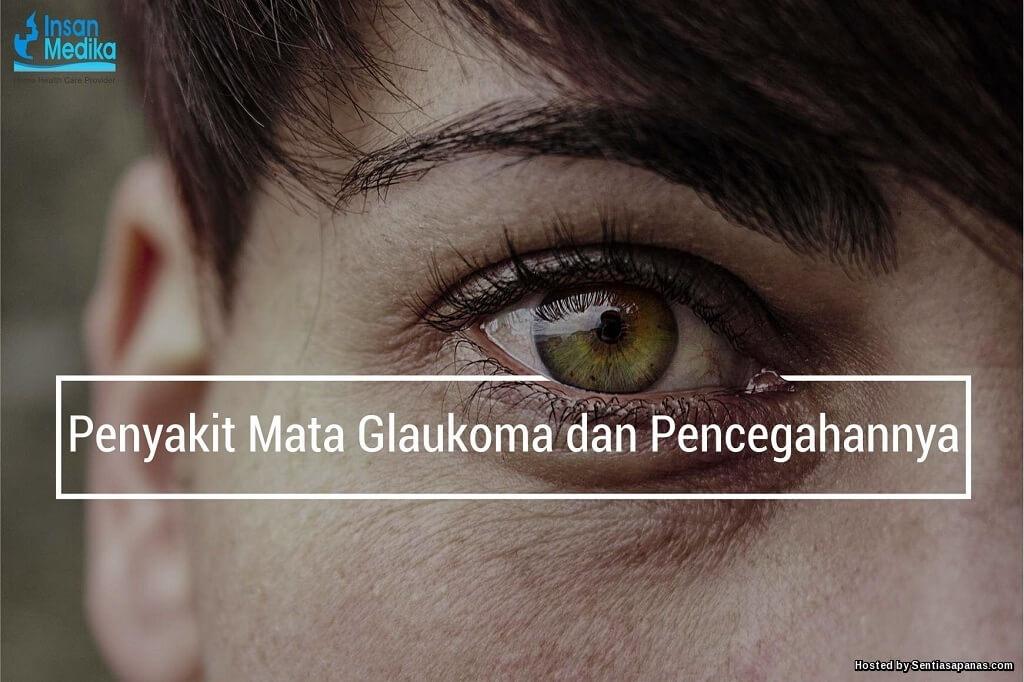 Apa Itu Penyakit Mata Glaukoma