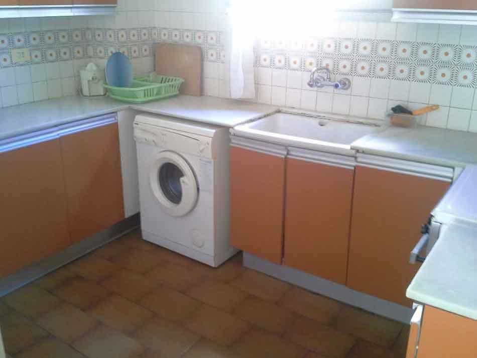 piso en venta castellon calle ulloa cocina