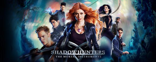 Resultado de imagem para shadowhunters 2 temporada
