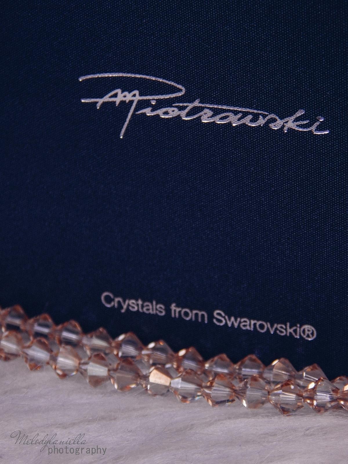 4 biżuteria M piotrowski recenzje kryształy swarovski przegląd opinie recenzje jak dobrać biżuterie modna biżuteria stylowe dodatki kryształy bransoletka z kokardką naszyjnik z kokardą złoto srebro fashion