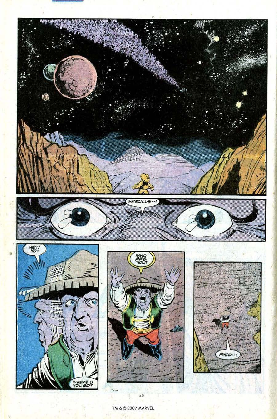 Read online Silver Surfer (1987) comic -  Issue #25 - 24