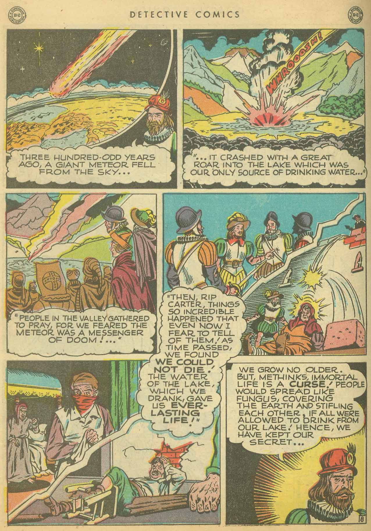 Detective Comics (1937) issue 127 - Page 44