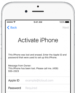 iOS 10.1.1 Bug Allows Researchers To Bypass Activation Lock Protection on iPhone and iPad