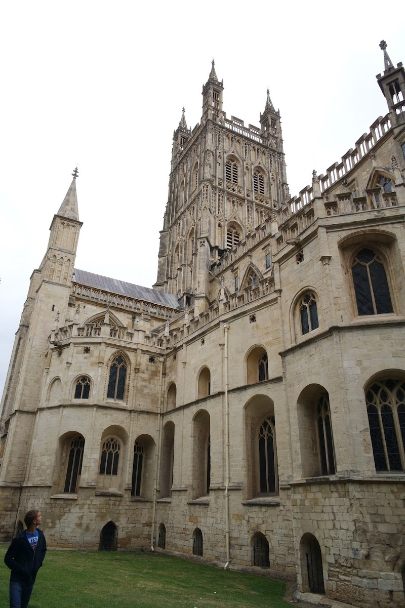 First World War Tour of Gloucester Cathedral