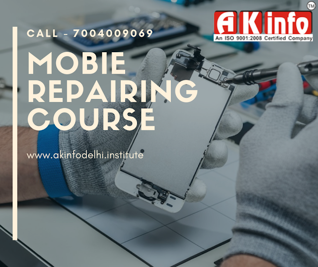 mobile repairing course in allahabad