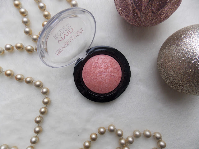 Make Up Revolution Vivid Baked Blush